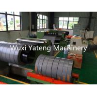 Cheap Carbon Steel 1 - 4mm Thickness Decoiling And Straightening Machine 1 Year Warranty wholesale