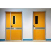 Cheap Foaming Technology Aluminum Alloy Door Body for Double or Single Leaf Manual Swing Doors for Hospitals for sale