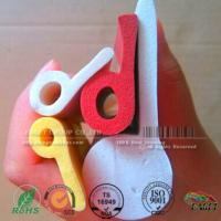 Cheap P shaped Closed Cell Silicone Sponge Strips for sale