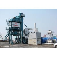 Cheap 45 Seconds Mixing Cycle Bitumen Mixing Plant , Remote Control Aggregate Asphalt Plant Equipment for sale