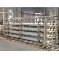 Cheap Simple Operation Membrane Filtration Equipment Brackish Water Desalination for sale