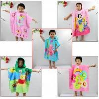 Cheap Kids Hooded Poncho Towel (pH120510-1) for sale