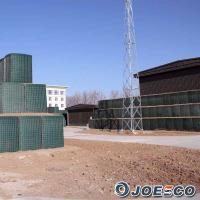 China flood control gabion welded military hesco barrier on sale