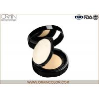 Cheap Waterproof Mineral Pressed Powder For Face Makeup Ivory Color for sale