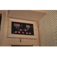Hemlock Far Infrared Dry Heat Sauna Electronic Carbon