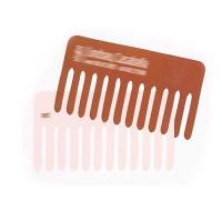 Cheap Cool Stainless Steel Beard Comb for sale