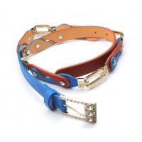 China Fashion Jean Waist Chain Belt For Women With Crystal Buckle on sale
