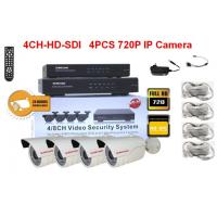 Buy cheap High Resolution HD SDI Security Camera 600TVL With Smartphones Viewing from wholesalers