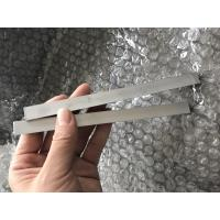 Cheap High Transverse Rupture Strength Tantung G TTG 25 Wearing Bars Silver And Grey Color for sale
