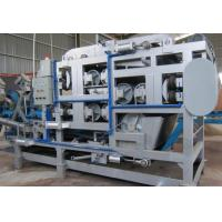 Cheap 4 KW Low Maintenance Cost Industrial Filter Press Solid Material Sludge for sale