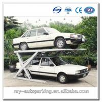 Cheap Scissor Lift for Car Parking/ Hydraulic Used Car Scissor Lift for Sale for sale