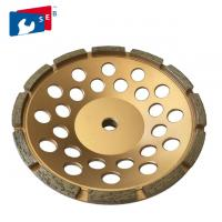 Cheap 105mm Diamond Cup Wheel with Wet Grinding for Marble Concrete for sale
