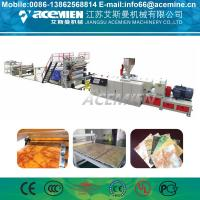 Cheap Stone Artificial Marble Making Machine For Wall Decoration Sheet Profile for sale