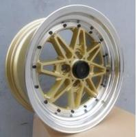 Cheap car alloy wheel wholesale