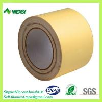 Cheap Foam tape withe yellow release liner for sale