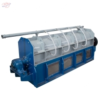 China CE Corrugated 20t/D 22kw Paper Pulp Making Machine on sale