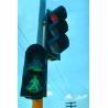 Buy cheap Fama wholesale Pedestrian Traffic Signals , Pedestrian Crosswalk Lights Low from wholesalers