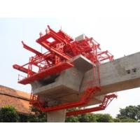 Cheap Bridge Construction Equipment Rubber Tyre Segment Lifting Systems ISO9001 wholesale
