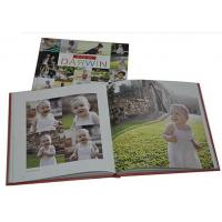 Cheap custom photo album book with eco-friendly wholesale