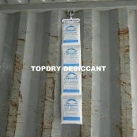 Buy cheap Good Quality Moisture Absorbent For Shipping Container Replace Silica Gel from wholesalers