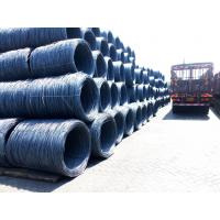 China SWRH62B High Carbon Steel Rod Low Temperature Hot Rolling Black Surface on sale