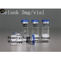 Cheap Sleank Polypetide Hormoes Lyophilized Powder CAS 129954-34-3  5mg / vial for Human Growth Hormone Releasing Peptides for sale