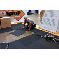 Quality Gym EPDM Granule Rubber Flooring Mat for sale