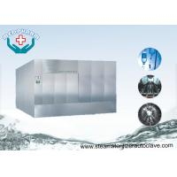 Cheap Super Heated Hot Water Spray Pass Through Autoclave For IV Solutions for sale