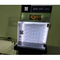 Cheap Led Lighting Sunglasses Display Case , Sunglasses Display Cabinet wholesale