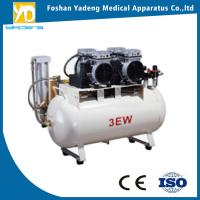 China Central Dental Air Compressor With Condenser And Drying Tower on sale