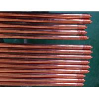 """Buy cheap Copper Clad Steel Earthing Rod Dia 3/8"""" 1.83-3.05m , High Corrosion Resistant from wholesalers"""