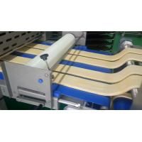 Buy cheap Customizable Make - up Dough Laminator Machine With Heatable Cutter , Pastry Maker Machine from wholesalers