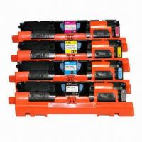 Cheap Re-manufactured Color Toner Cartridge C9700A BK for HP LaserJet 1500/2500 for sale