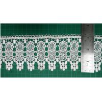 Cheap Quality 100% poly lace charming design fashionable for girl's clothes for sale