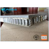 Cheap Customized Marble Stone Aluminum Honeycomb Panels Edge Open 900x1500 Sized for sale