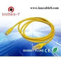 Cheap Rj45 Patch Cord Cable for sale
