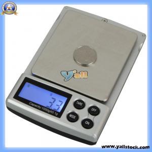 Cheap Professional Mini Jewelry Digital Scale 1000g X 0.1g-J3124 for sale