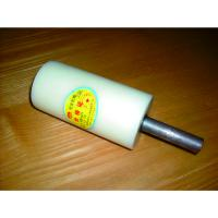 Low Noise Conveyor Guide Rollers Used In Power Industrial With LYC Bearing for sale