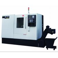 Cheap Slant bed CNC lathe machine SC50G with i0 mated TD control for sale