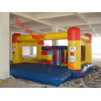 Cheap mini bounce house in inflatable bouncer for sale
