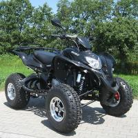 Cheap 250cc Extra Large Size Four Wheel Atv With Electric Start System Black for sale