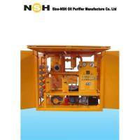 Cheap Vacuum Transformer Oil Regeneration Purifier for sale