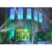 Cheap Full Color Indoor Rental LED Display with Deep Black Level, High Contrast Ratio for sale