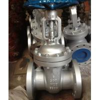 Cheap Class300 6 inch wcb gate valve for sale