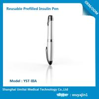 China Reusable Insulin Pen Injection With Precision Mechanism Spiral Injection System for sale
