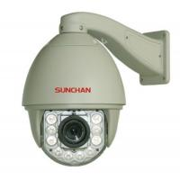 Cheap HD Dome IP Network Security Camera With 18X Optical Zoom for sale