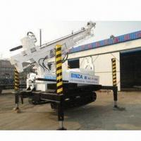 Cheap 300m Crawler Rock Drilling Rig for sale