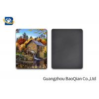 Cheap OEM 3D Lenticular Printing Postcard PET PP 0.65 MM 15 x 10 CM For Adverting for sale