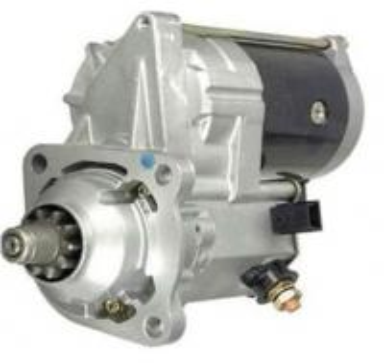 Offset gear reduction denso starter motor 128000 5620 for Gear reduction starter motor