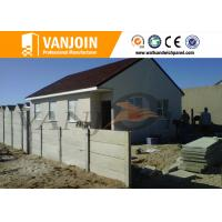 Cheap Strong And Cheap Foaming Concrete Modern Modular Homes For Plant , Shop ,Office , Workshop for sale